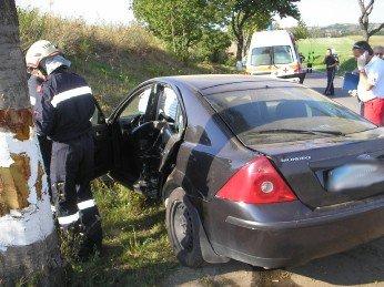 Verkehrsunfall - Fahrzeugbergung