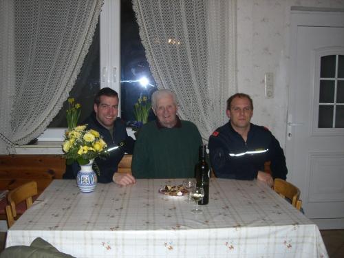 80. Geburtstag von Ernst Körmer und Josef Haiduck