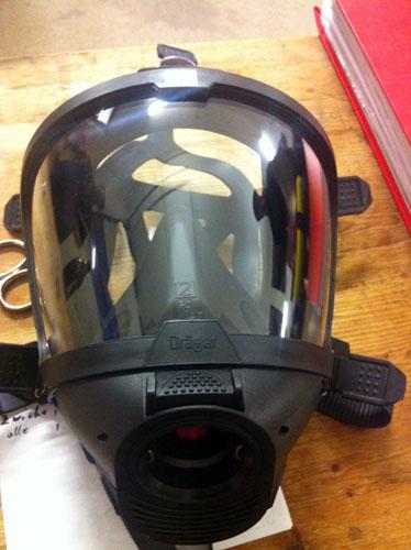 Neue Atemschutzgeräte inkl. Masken