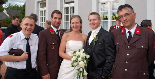 Hochzeit von Sonja und Andi!