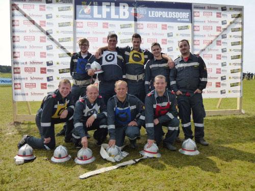 LFLB Leopoldsdorf - Ergebnis