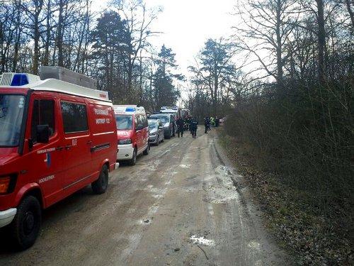 Personensuche im Großraum Wolkersdorf