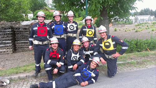 Bezirkswettkämpfe in Neudorf bei Staatz