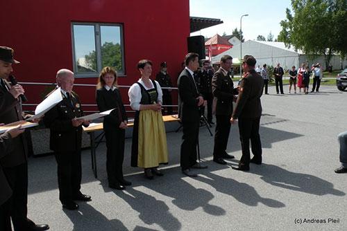 Bewerbe und Abschnittsfeuerwehrtag Wolkersdorf