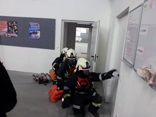 Ausbildungsprüfung Atemschutz