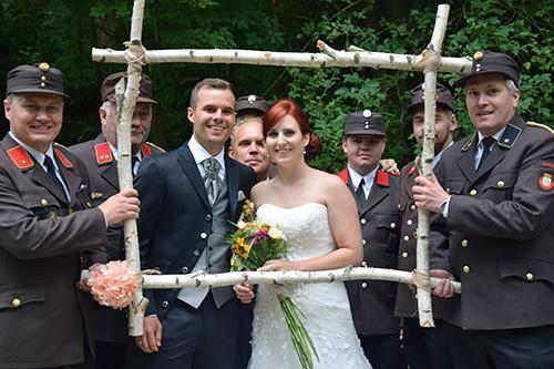 Hochzeit von Cornelia und Stefan Haiduck