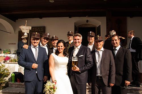 Hochzeit von Stefanie und Thomas