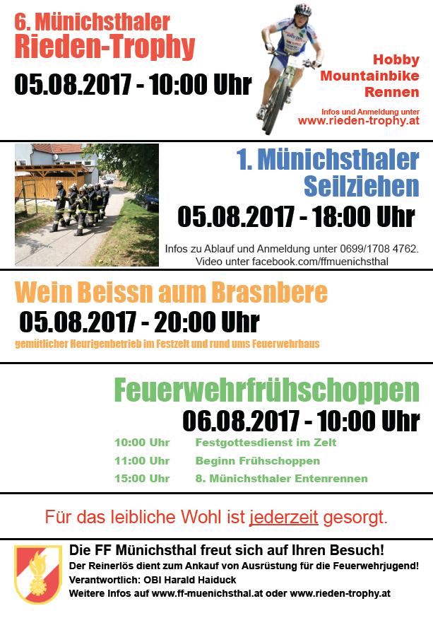 Kirtag 2017 - Alle Infos!