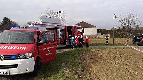 24h Tag der Feuerwehrjugend - 1