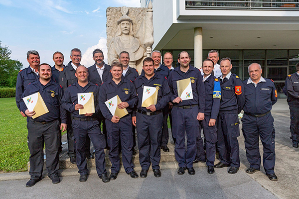 FLA Gold erfolgreich absolviert!