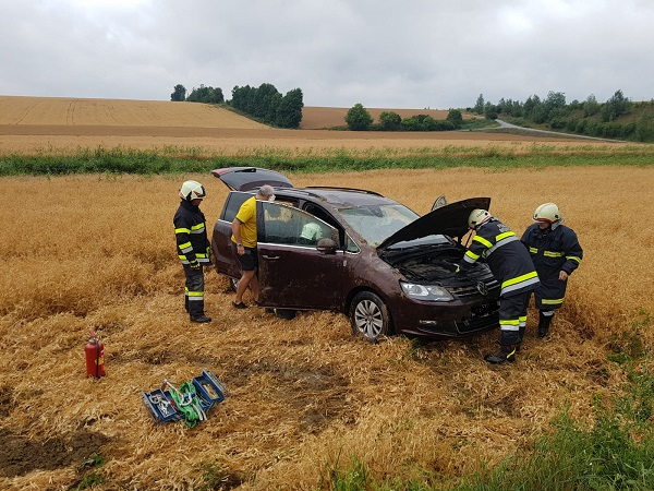 Fahrzeugbergung und Sturmschaden