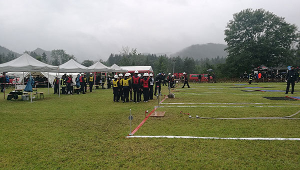 Landestreffen der Feuerwehrjugend in St. Aegyd am Neuwalde 2018