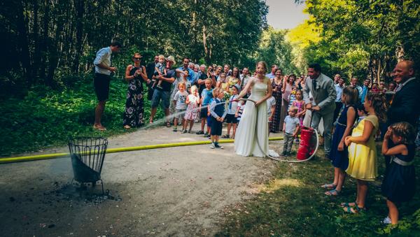 Hochzeit von Verena und Peter