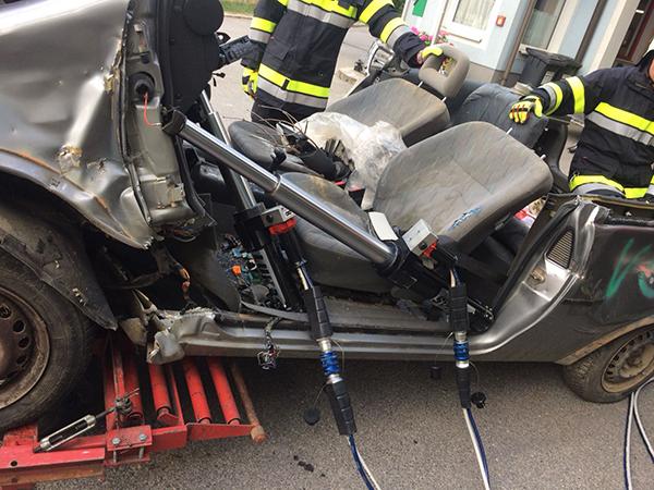 Anschaffung Wärmebildkamera und hydraulischer Rettungssatz