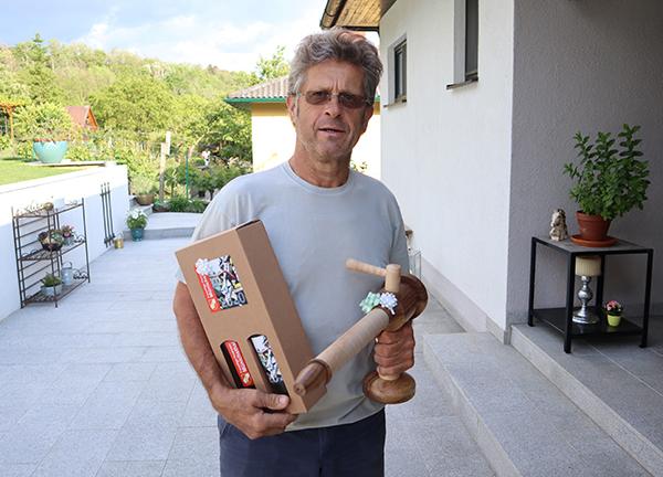 Wir gratulieren Kamerad LM Leopold Körmer zum 60er