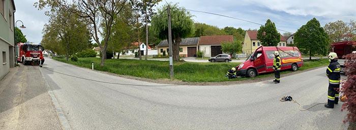 Fahrzeugbergung (T1) - Ortsgebiet