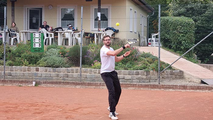 Tennis - Juxturnier