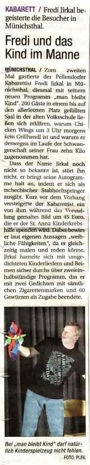 NÖN und Bezirksblatt - Jirkal