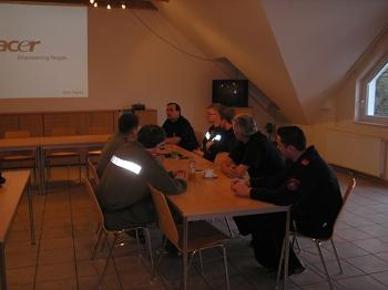FMD-Sitzung in Münichsthal