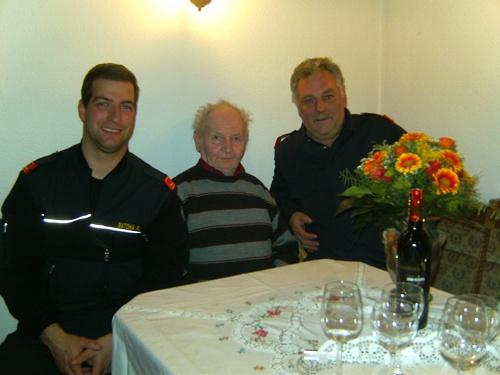 80. Geburtstag von LM Josef Schmidt