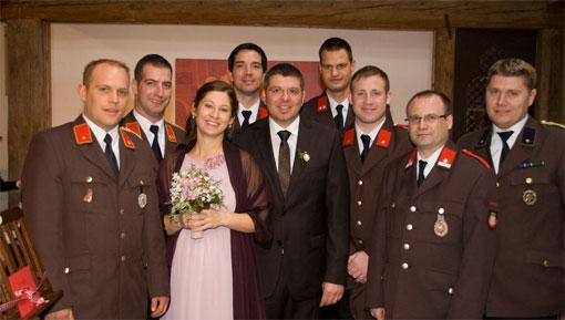 Hochzeit von Daniela und Markus!