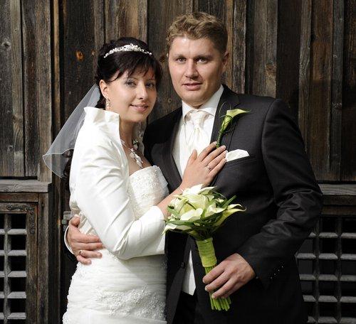 Hochzeit des Verwalters