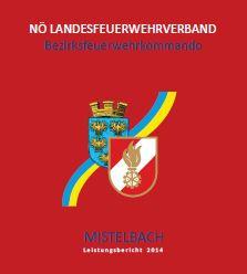 Leistungsbericht 2014 des BFKDO Mistelbach