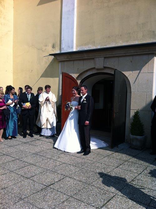 Hochzeit von Pepi & Ruth!
