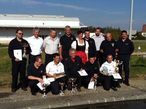 Stadtmeisterschaften 2011 - 3. Platz für Münichsthal