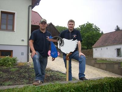 Der Storch ist gelandet! (inkl. Fotos)